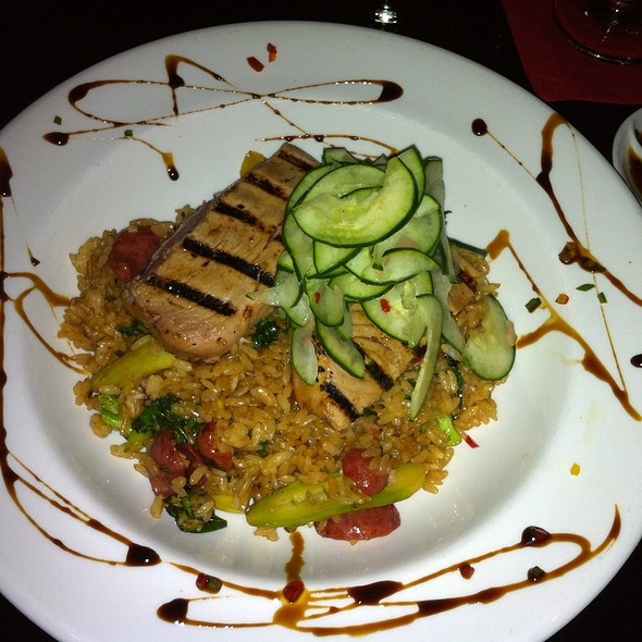 Soy Glazed Tuna - Cafe Fresco - Center City, Harrisburg, PA