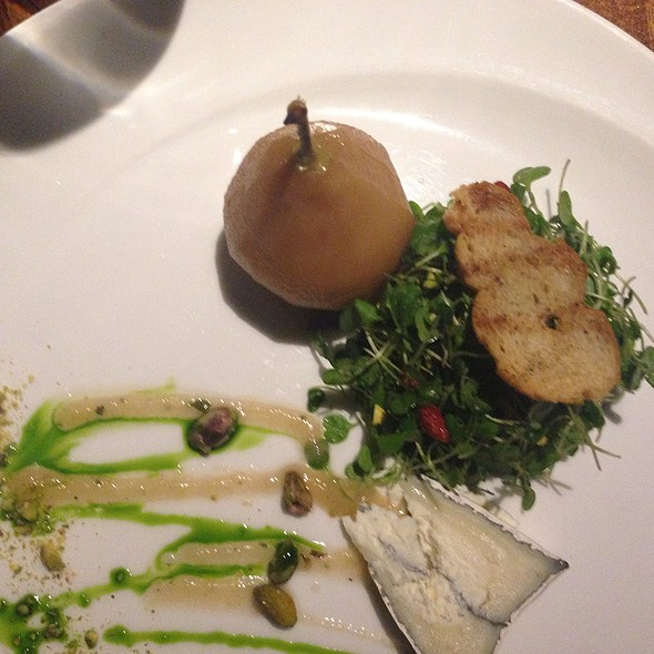 Pear Salad - Different Pointe of View, Phoenix, AZ