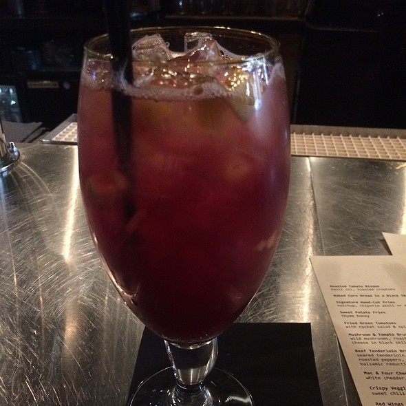 Red Sangria - Small Plates, Detroit, MI