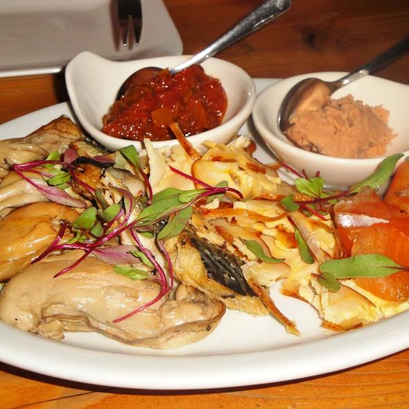 Smoked Seafood Platter - Big Fish, Calgary, AB