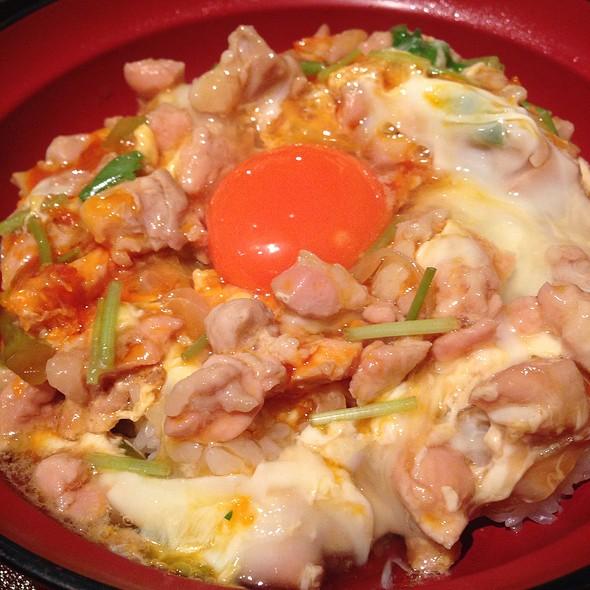 親子丼 - Nogizaka Torikou, Minato-ku, Tokyo