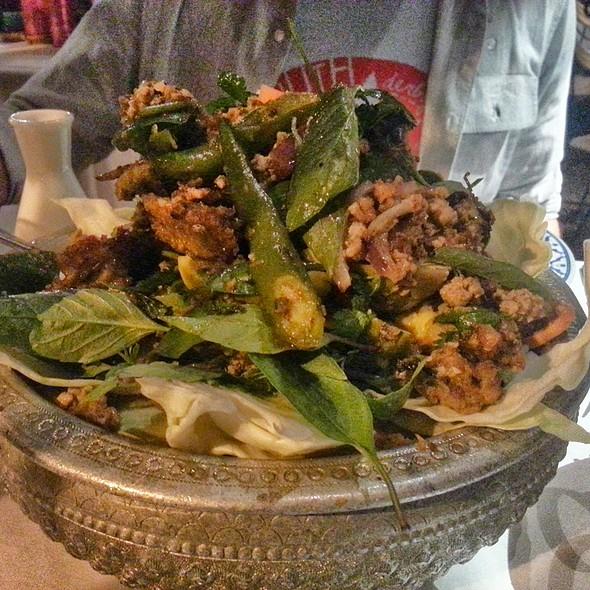 Panita Thai Kitchen Menu Atlanta