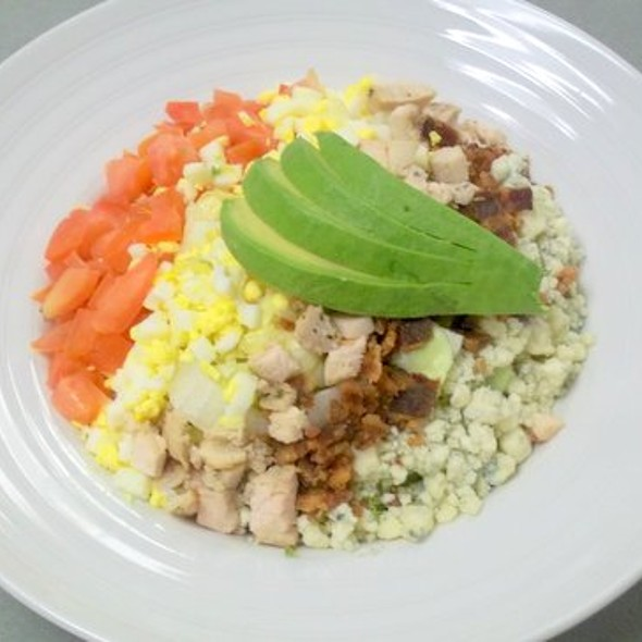 Cobb Salad - Lakeview Bistro at The Westin Bonaventure Hotel, Los Angeles, CA