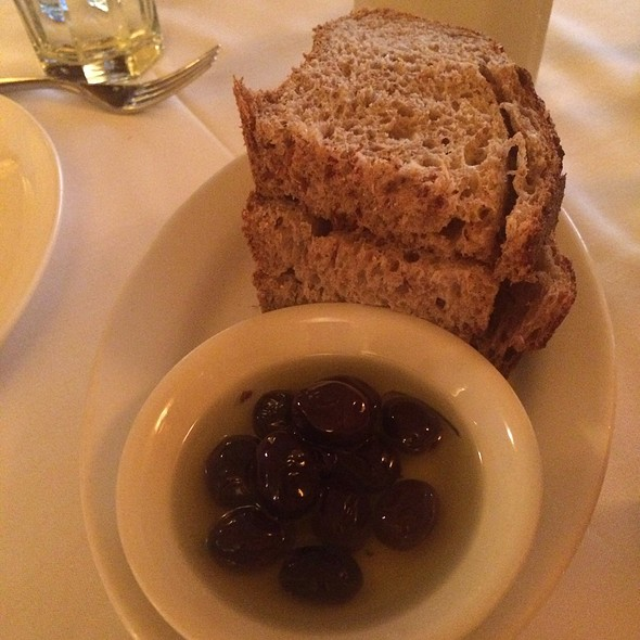 Bread And Catalanyan Olive Oil - The Smith - Midtown, New York, NY