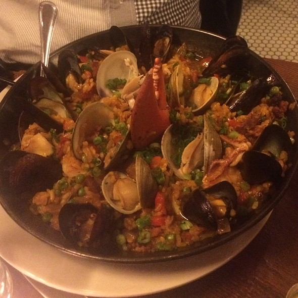 Paella - The Smith - Midtown, New York, NY