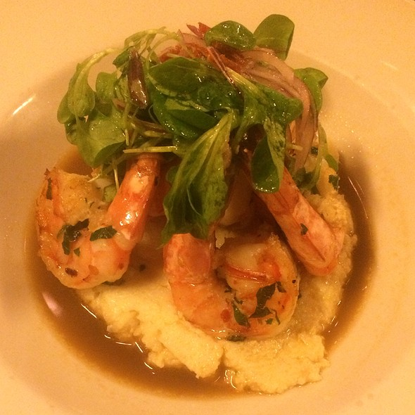 Shrimp and Grits - The Smith - Midtown, New York, NY
