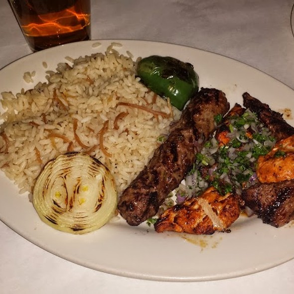 Grilled Beef, Chicken, and Lulla Kebabs - Sayat Nova, Chicago, IL