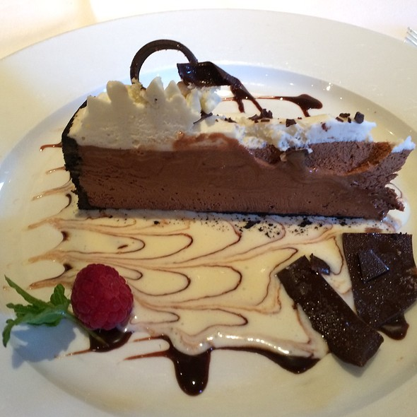 Mousse Torte - Iron Gate, Belmont, CA