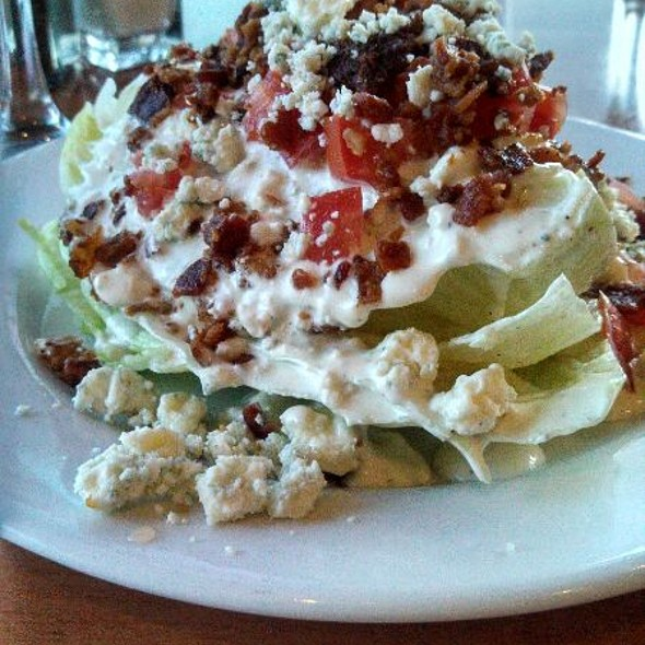 Wedge Salad - Aloha Steakhouse - Ventura, Ventura, CA
