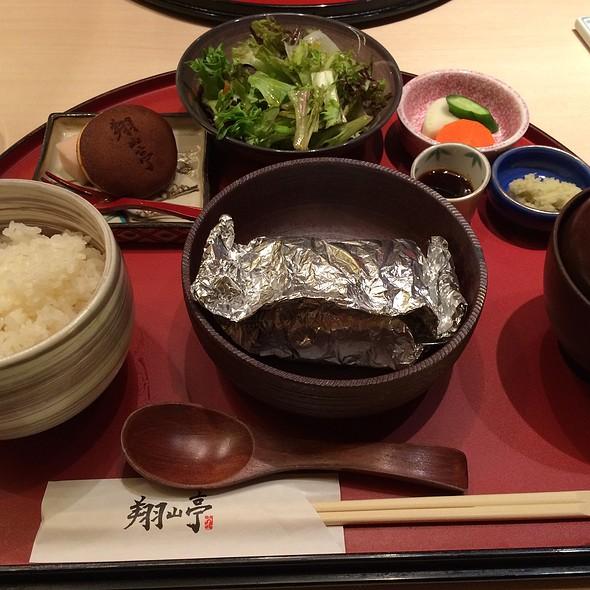 Humberger Steak Plate - 翔山亭 淡路町店, 千代田区, 東京都