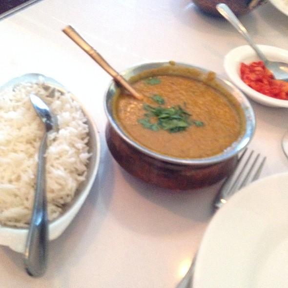 Yellow Dahl - Shalimar Indian Restaurant, Louisville, KY