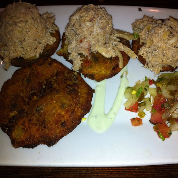 Fried Green Tomatoes - Moon River Brewing Company, Savannah, GA