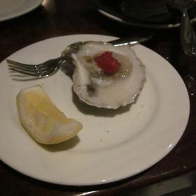 Oysters - Django Restaurant, Des Moines, IA