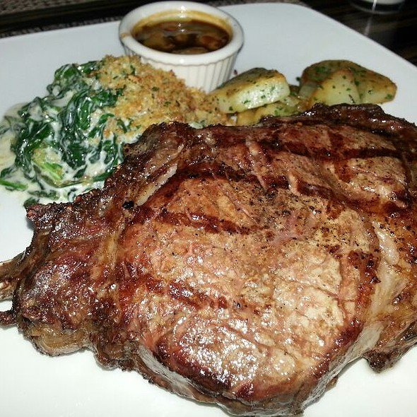 16 oz Dry-Aged Bone-In Rib-eye Steak  - Stone House, Warren, NJ