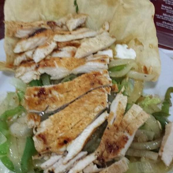 Chicken Fajita Salad - Lopez Restaurante y Cantina, Monterey, CA