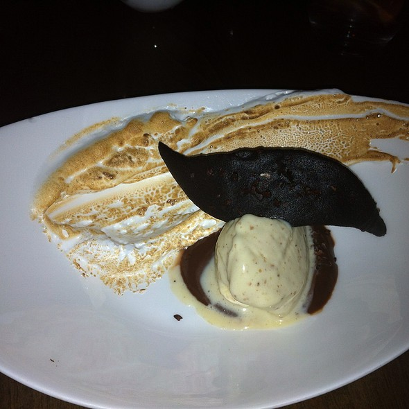 Deconstructed S'mores - Recette, New York, NY