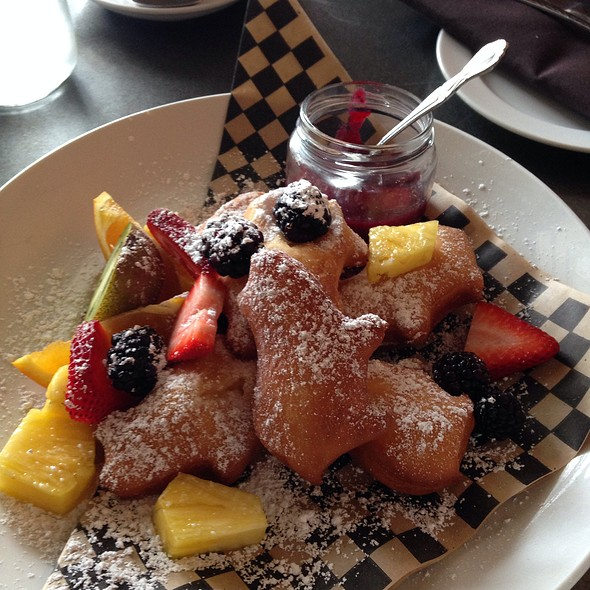 Beignets - The Porch Restaurant & Bar - Sacramento, Sacramento, CA