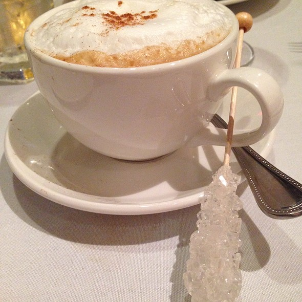 Cappuccino - The Capital Grille - Chicago - Lombard, Lombard, IL