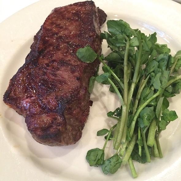 Ny Sirloin Steak - Bobby Van's Grill Times Square, New York, NY