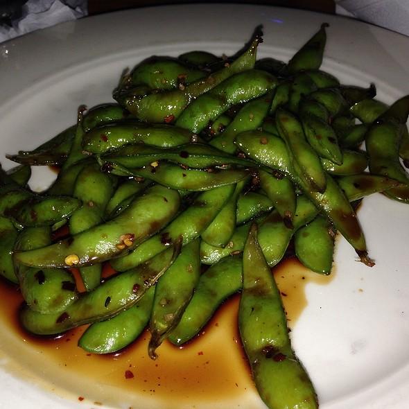 edamame - Ryan's Grill, Honolulu, HI