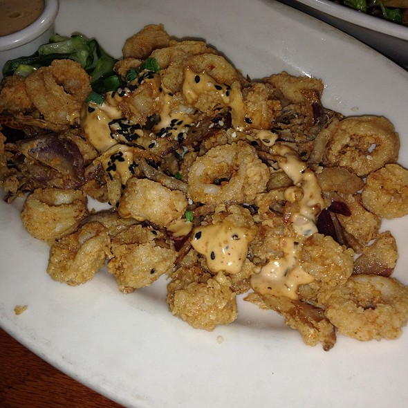 Fried Calamari - Ryan's Grill, Honolulu, HI