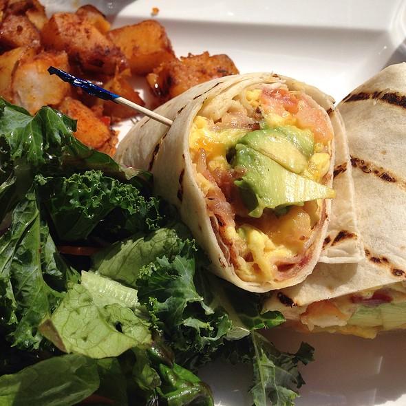 California Omelette - Banc Cafe, New York, NY