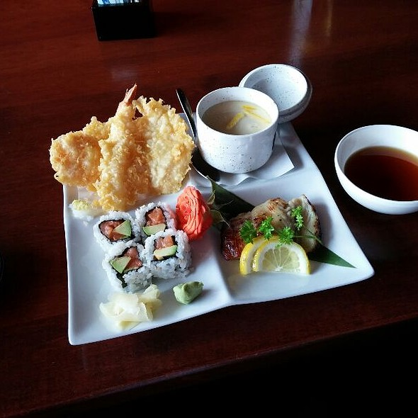 Holiday Special Lunch Set - Kubo's Sushi Bar & Grill, Houston, TX