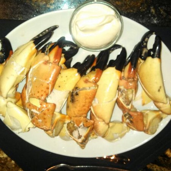 Flordia joes jumbo Crab Claws  - Del Frisco's Double Eagle Steakhouse - Philadelphia, Philadelphia, PA