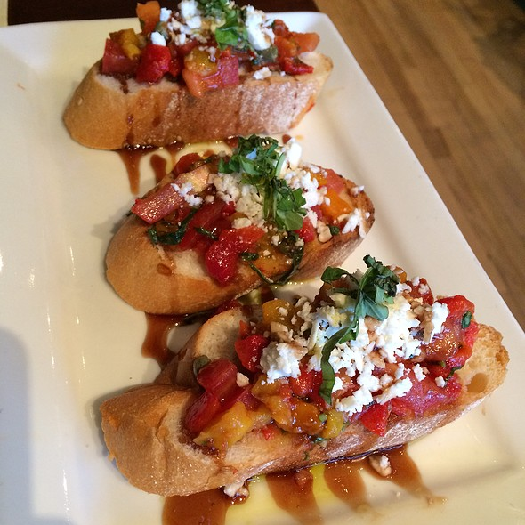 Bruschetta - Iron Hill Brewery - Media, Media, PA