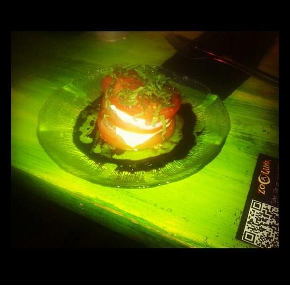 Tomato Salad - Loca Luna, Atlanta, GA