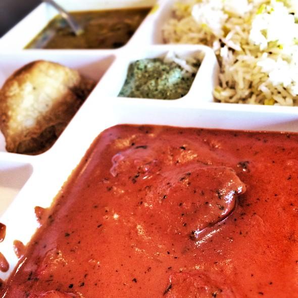 chicken tikka masala - Saffron Indian Cuisine Orlando, Orlando, FL