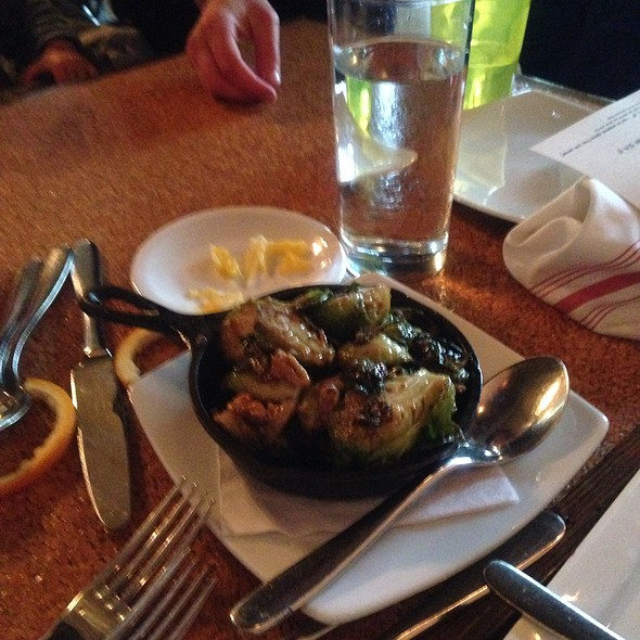 Brussels Sprouts - District Kitchen, Washington, DC