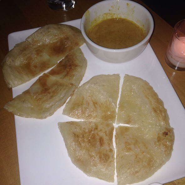 Indian Pancake With Curry Sauce - Spice 28, Philadelphia, PA