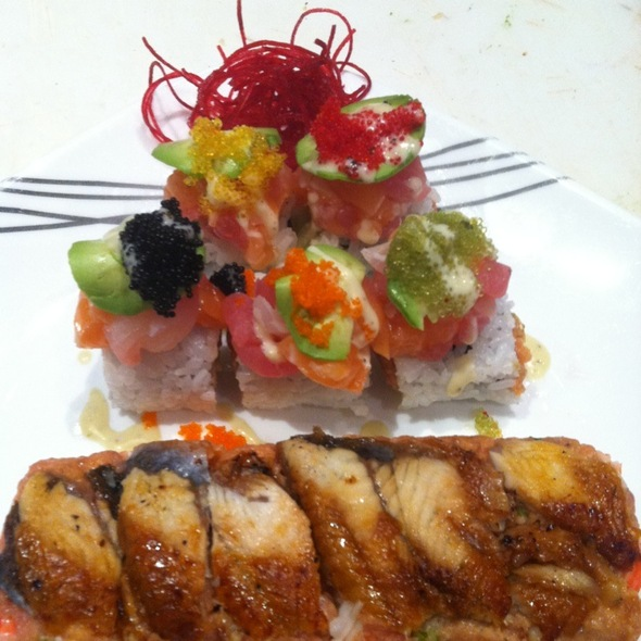 Bon Jovi Roll - Arisu Japanese Restaurant, Englishtown, NJ
