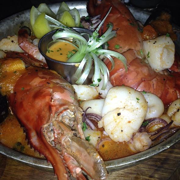 Seafood Skillet - Peli Peli - Vintage Park, Houston, TX