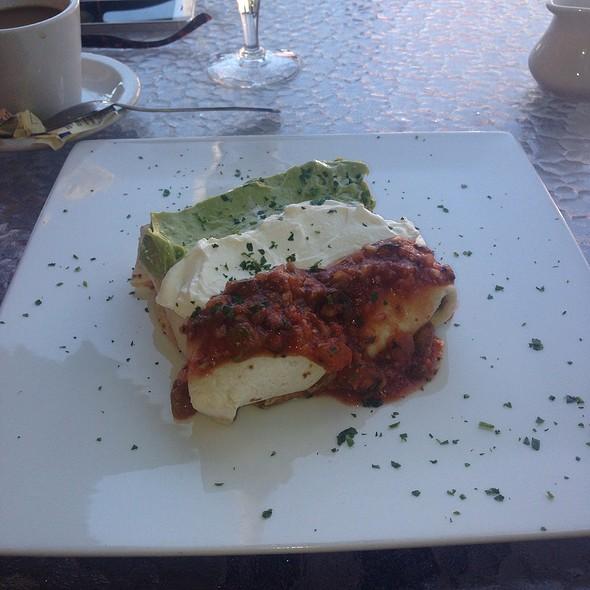 Breakfast Burrito - Libby's Cafe & Bar, Sarasota, FL