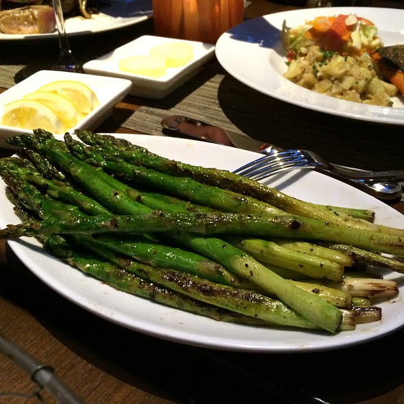 Roasted Asparagus - Tom Colicchio's Heritage Steaks - Mirage Hotel & Casino, Las Vegas, NV