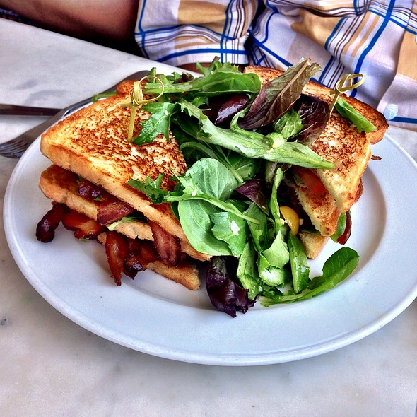 BLT - Brasserie 19, Houston, TX