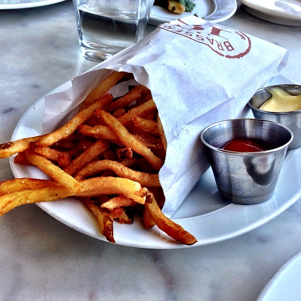 Pomme Frites - Brasserie 19, Houston, TX