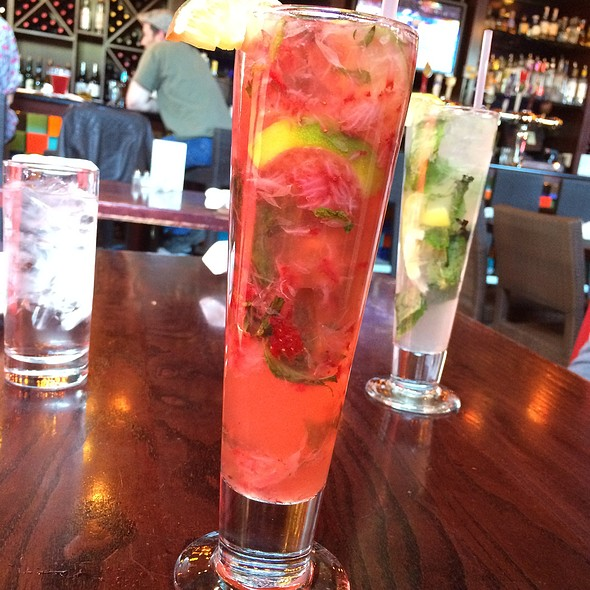Strawberry Mojito - Teca Restaurant & Wine Bar, West Chester, PA