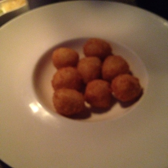 Crispy Risotto Balls - Fushimi - Williamsburg, Brooklyn, NY