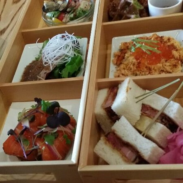Bento Lunchbox - Nobu Next Door, New York, NY