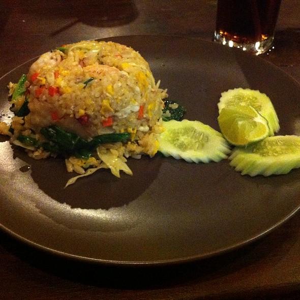 Fried Rice With Shrimp - The Pirates' House, Savannah, GA