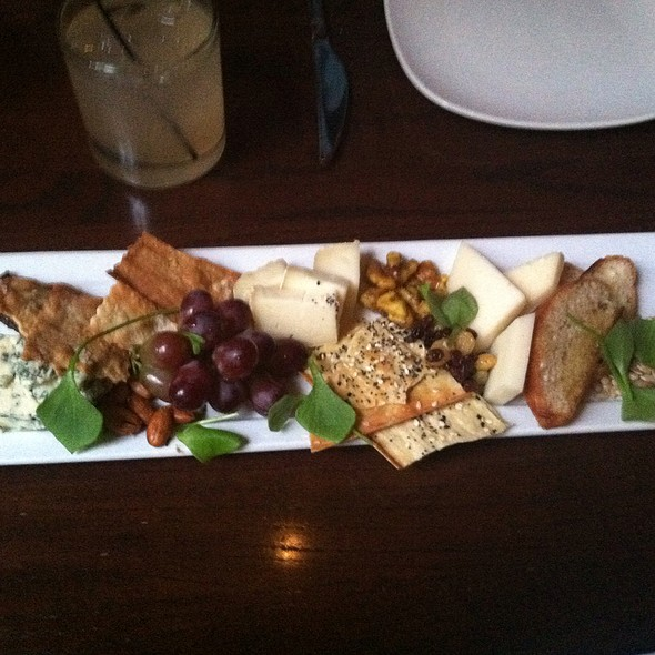 Cheese Board - Cucina 24, Asheville, NC
