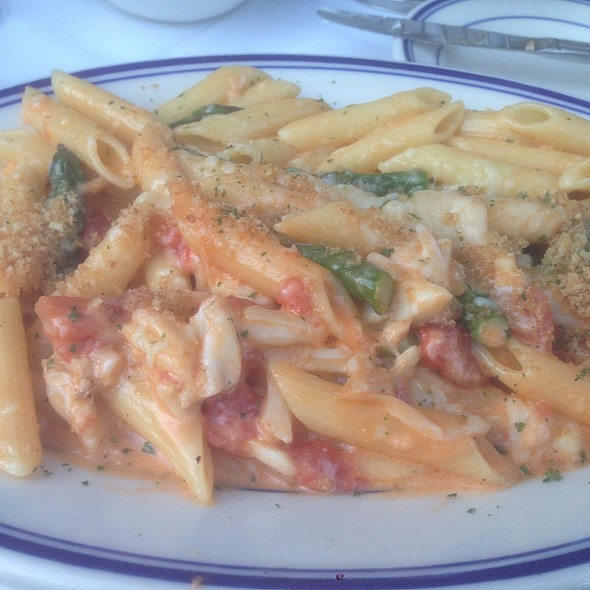 Jumbo Crab And Penne Pasta - The Wharf, Alexandria, VA