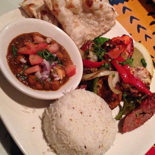 Mixed Grill - Shalimar Restaurant, Ann Arbor, MI