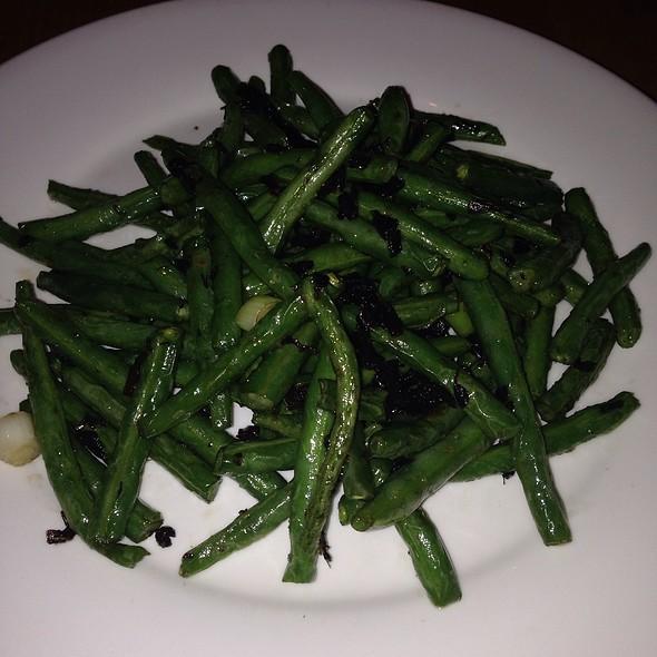 Wok Glazed String Beans With Minced Pork - Spice 28, Philadelphia, PA