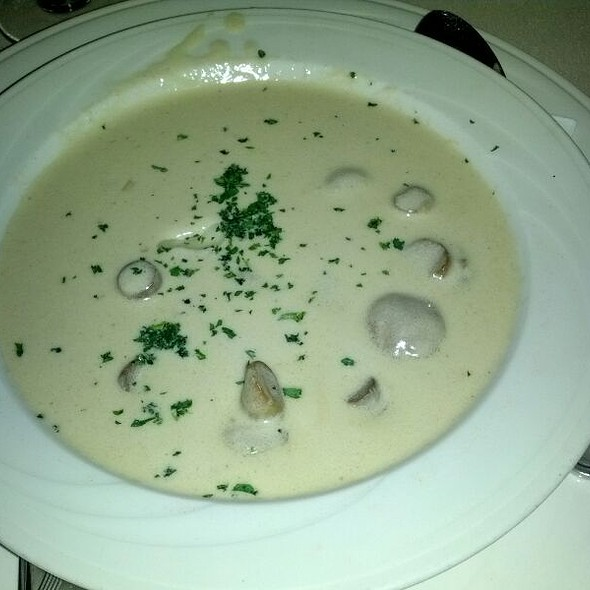 Cream Of Mushroom Soup - Paseo Grill, Oklahoma City, OK