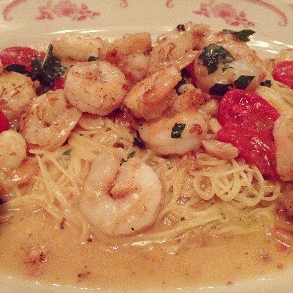 Shrimp & Linguini - Maggiano's - Boca Raton, Boca Raton, FL