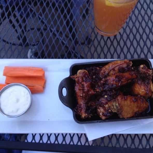 Chipotle Wings - Barlow's Restaurant, Boston, MA